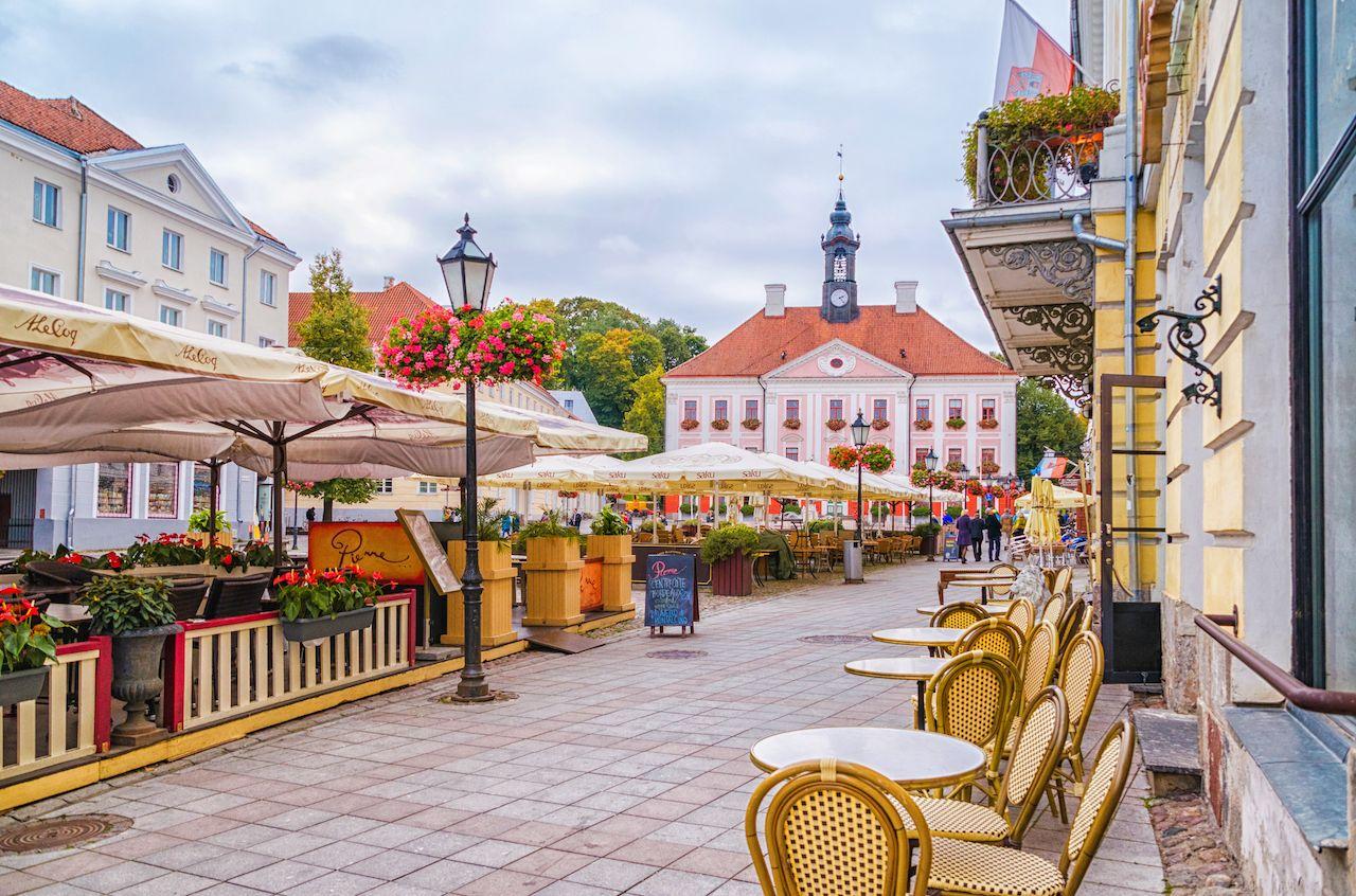 Tartu, Estonia, Town Hall