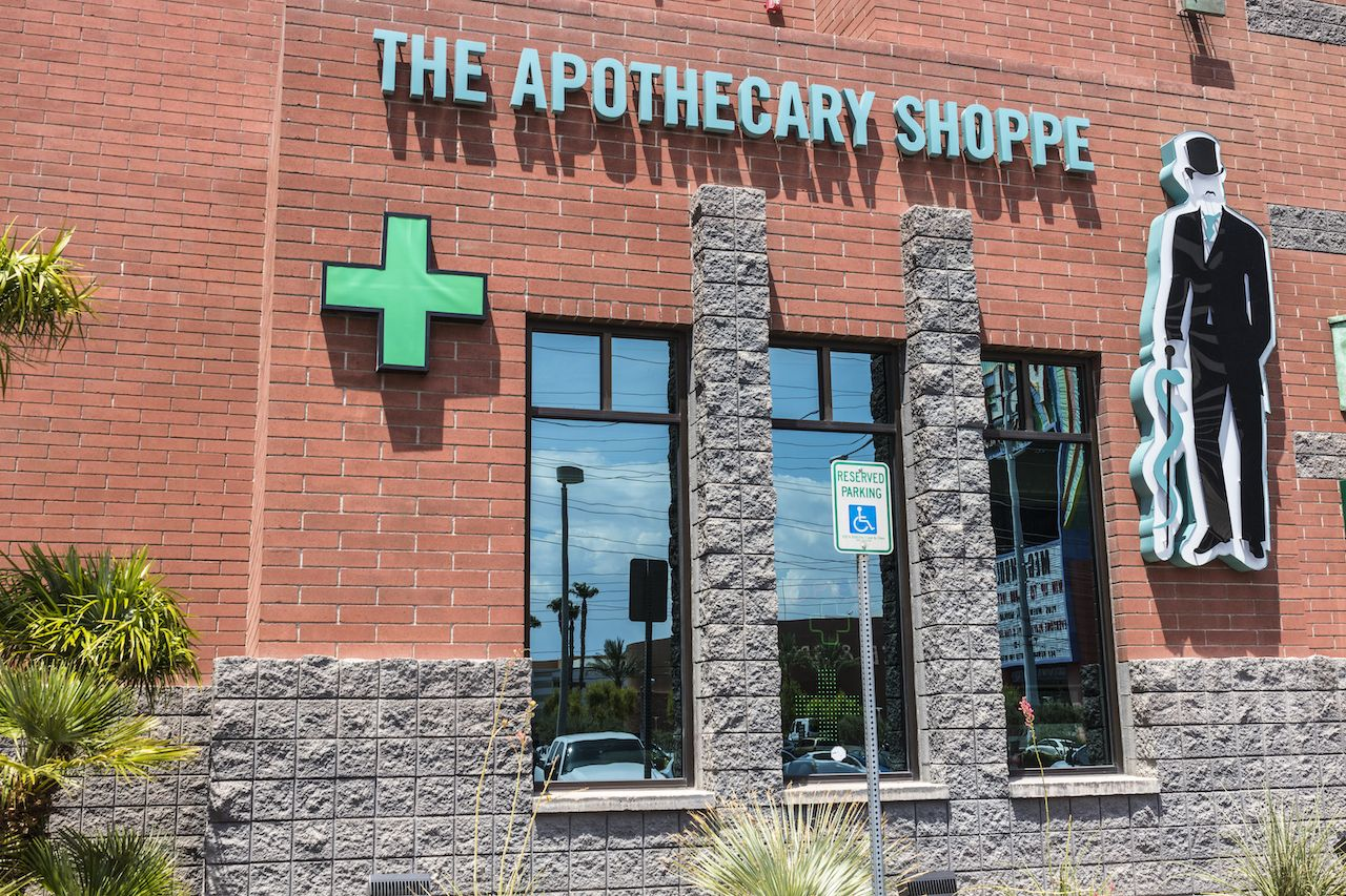 The Apothecary Shoppe in Las Vegas