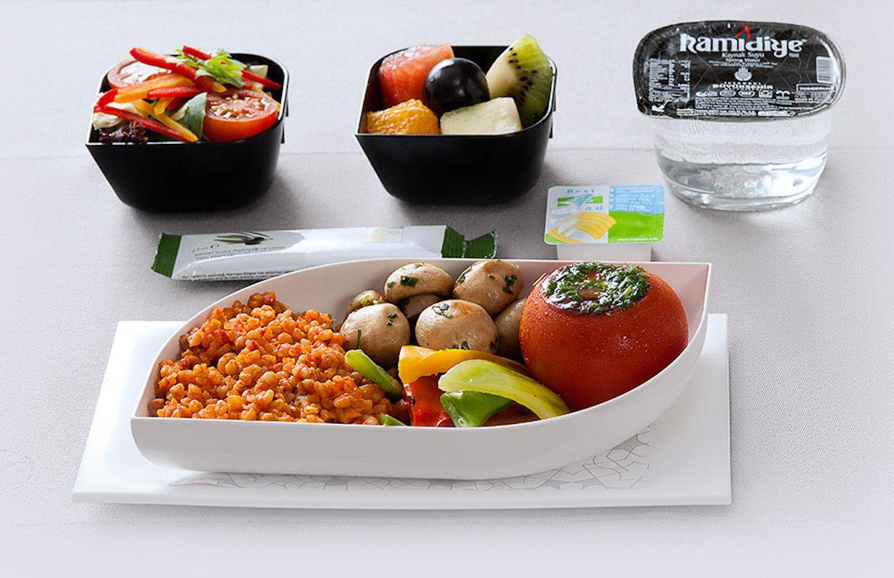 Best airlines for vegetarians/vegans