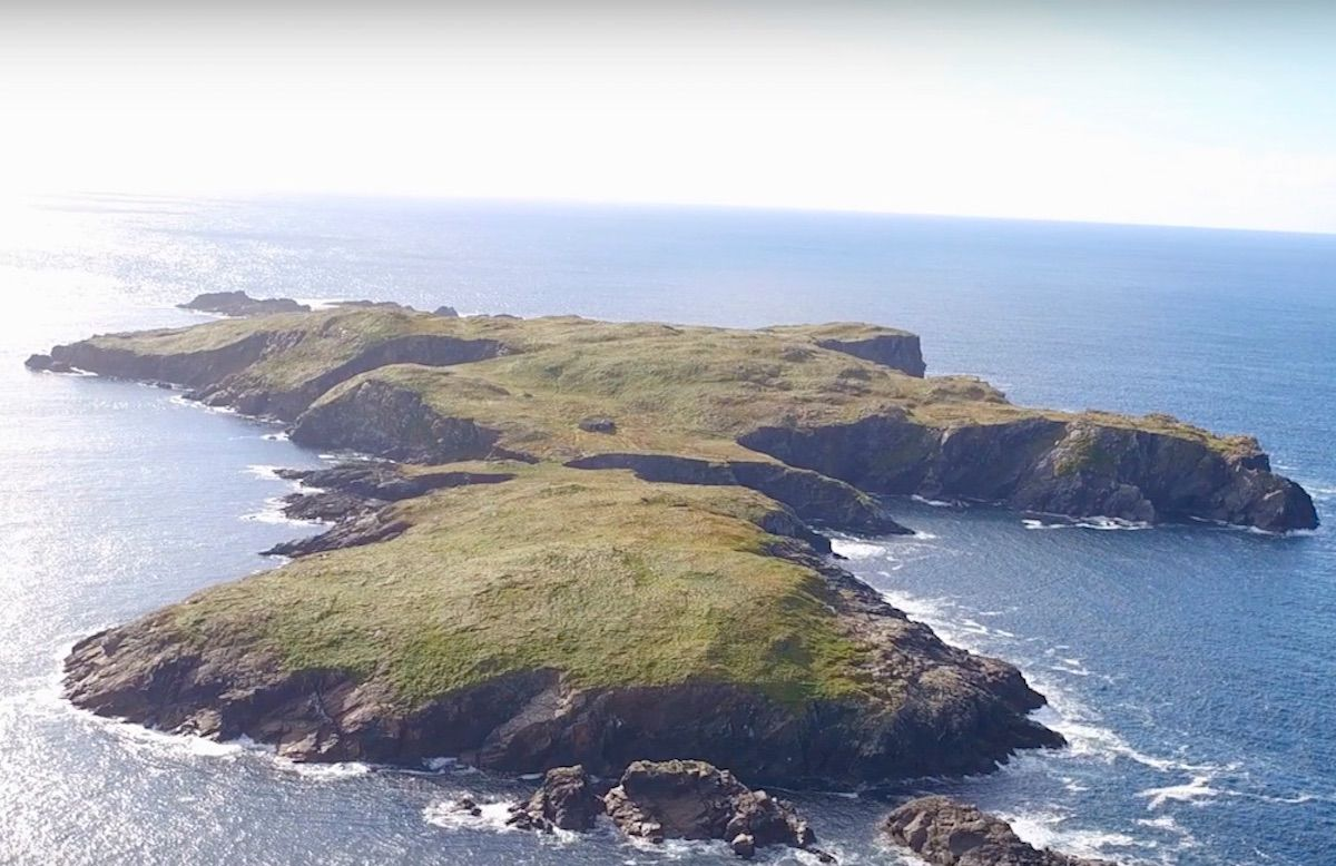 Buy this Irish island and live out your Luke Skywalker fantasies