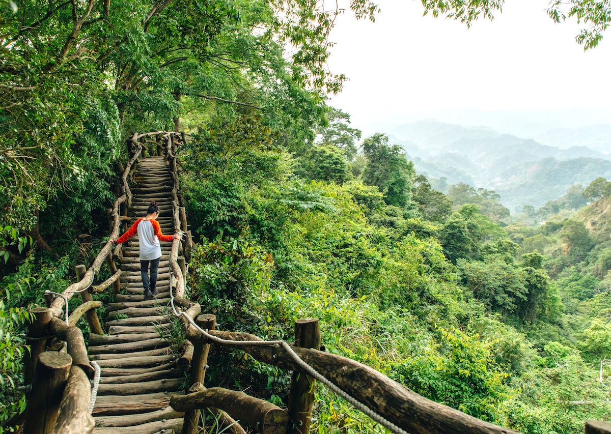 Why Taiwan was made for outdoor lovers