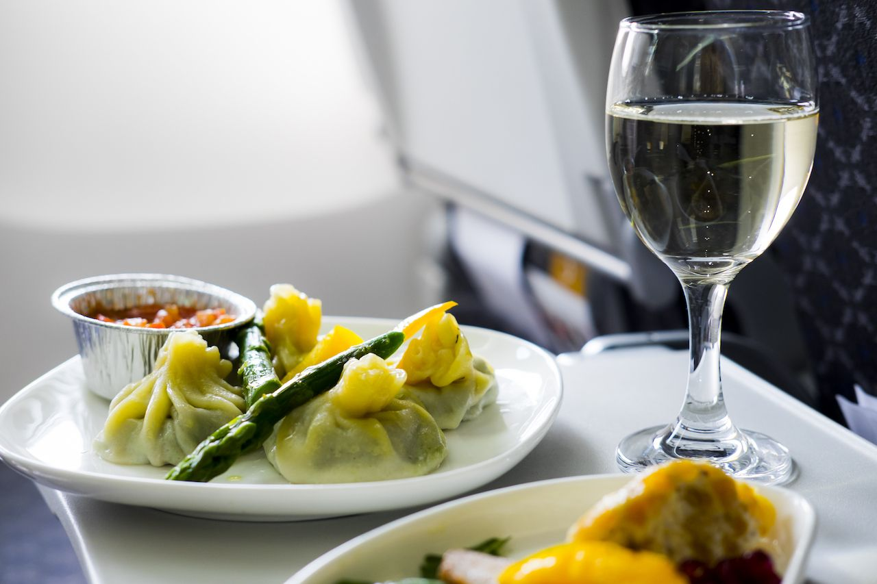 Best Airlines For Vegetarians And Vegans