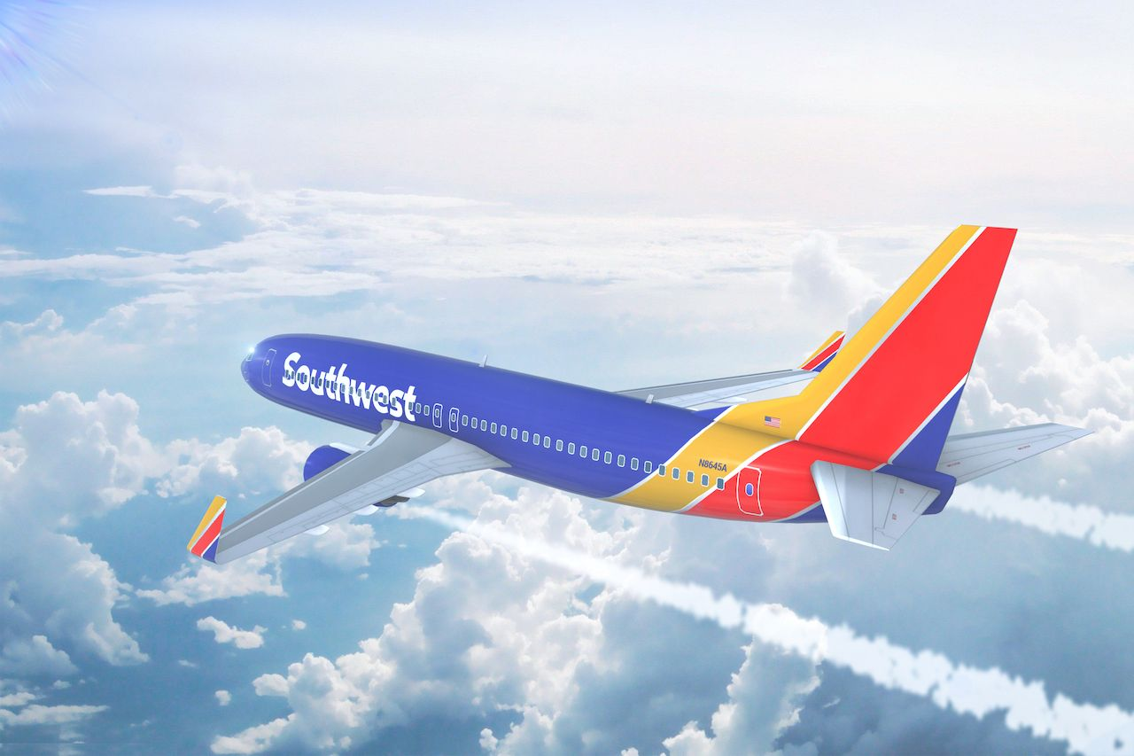 Southwest Airlines now going Hawaii