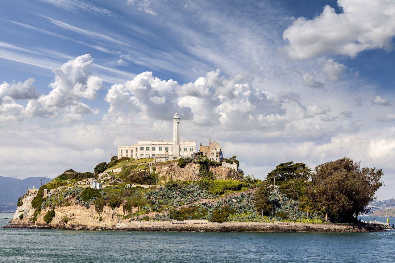 Tunnels found beneath Alcatraz