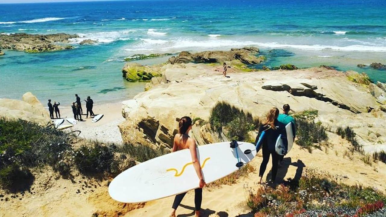 Alentejo Surf Camp