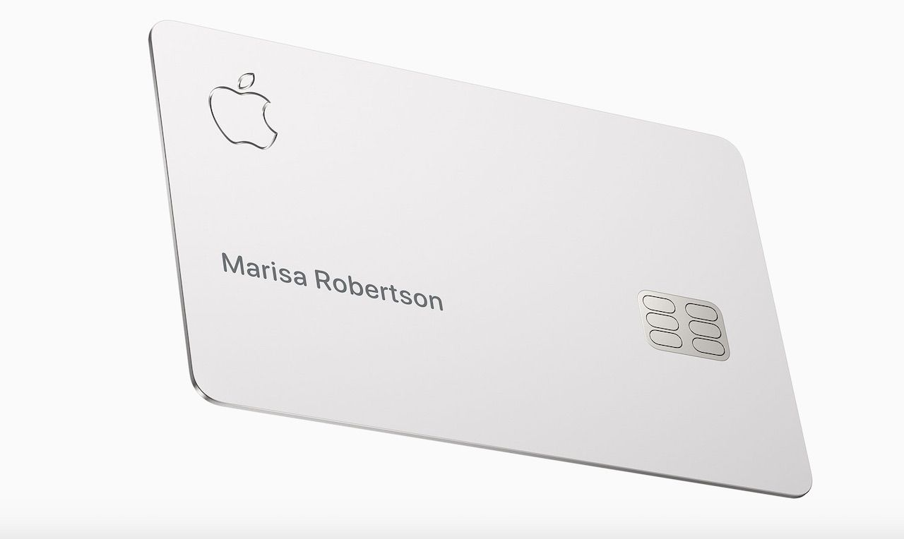Apple releasing the new Apple Card