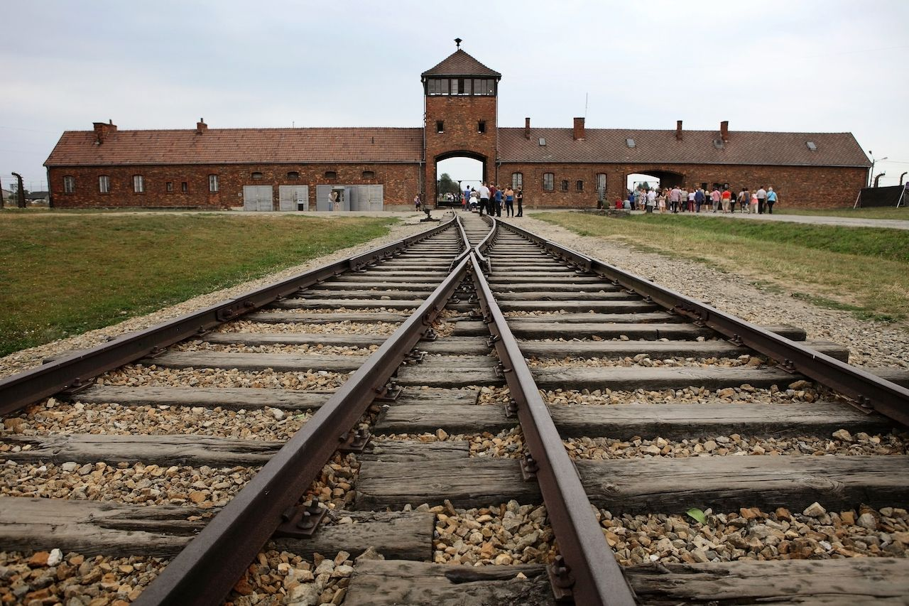 Auschwitz Memorial wants people