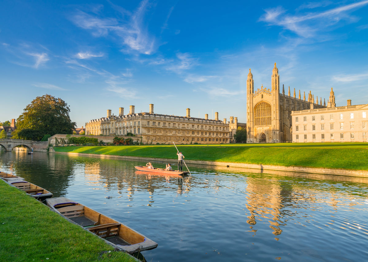 The 5 most beautiful places to go punting — the quintessential English pastime