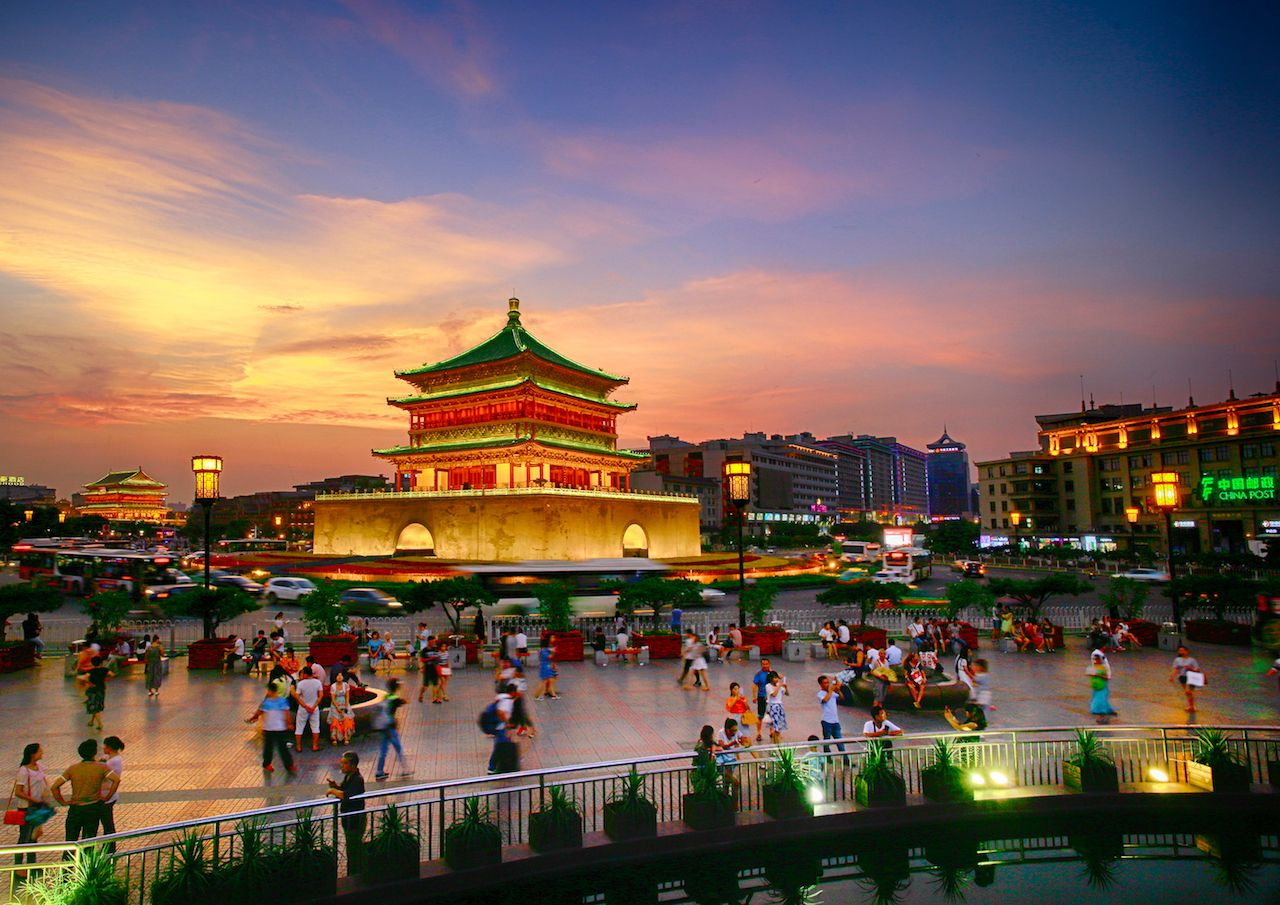 Best things to do and see in Xi'an
