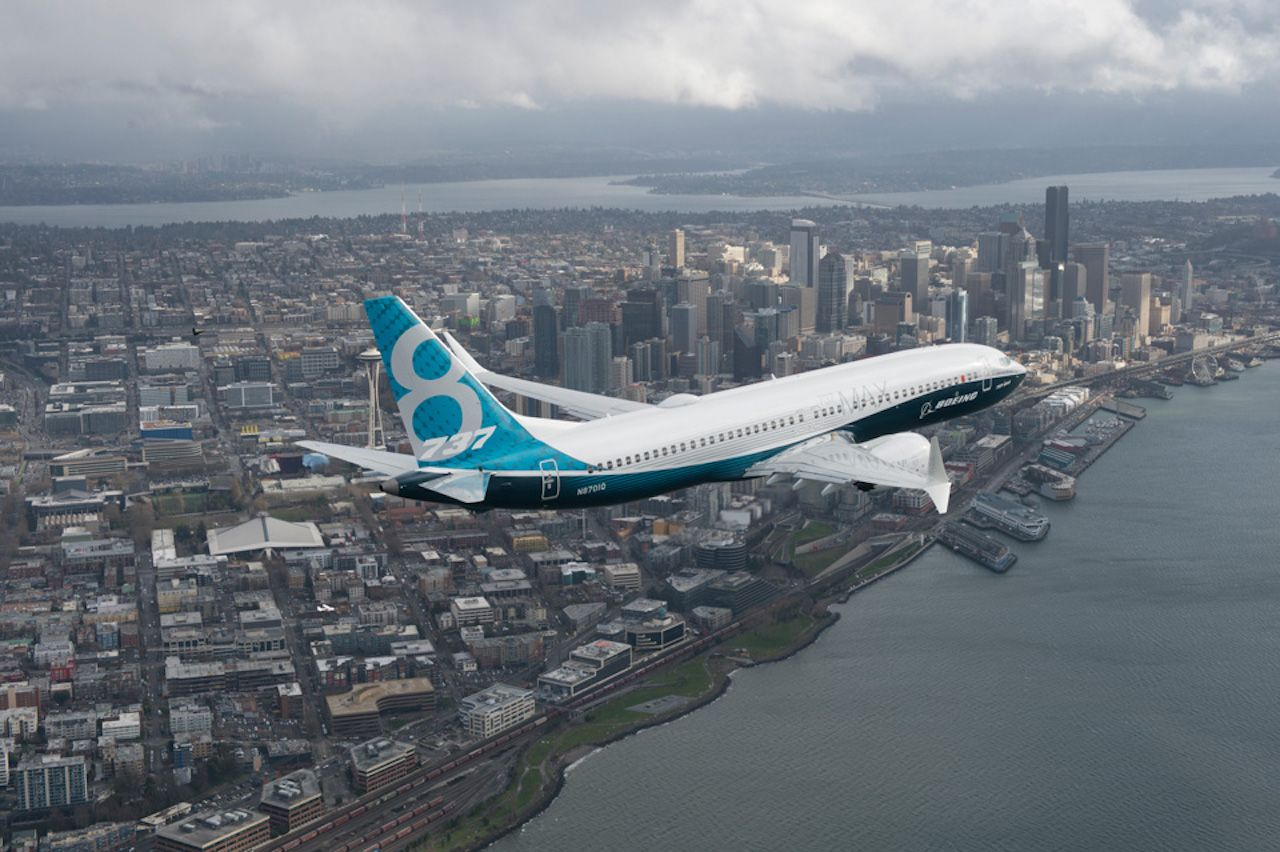 Boeing asks all 737 Max 8s grounded