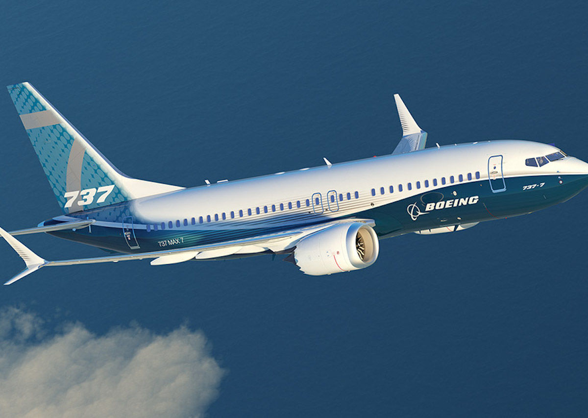 Boeing to update control software on 737 Max 8s