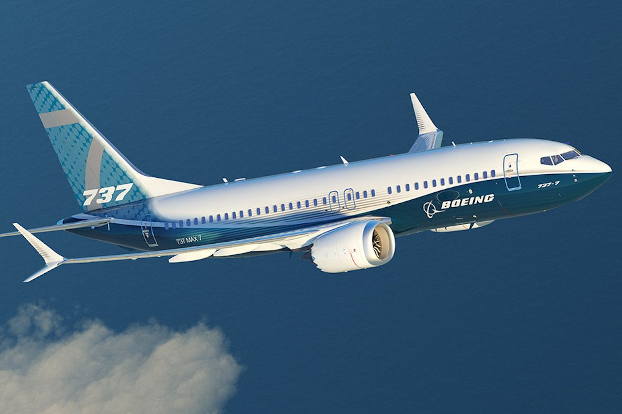 Boeing to update control software