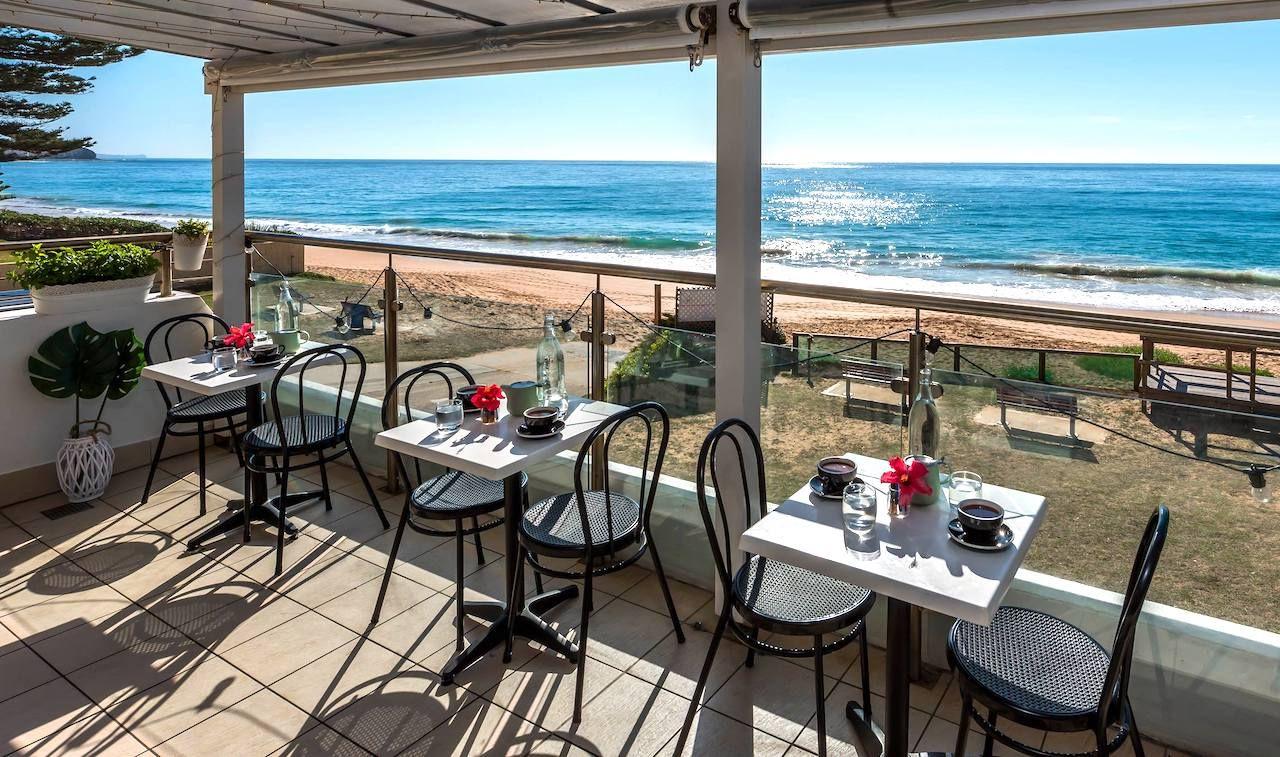 Cabana Beach Kiosk, Narrabeen, Australia
