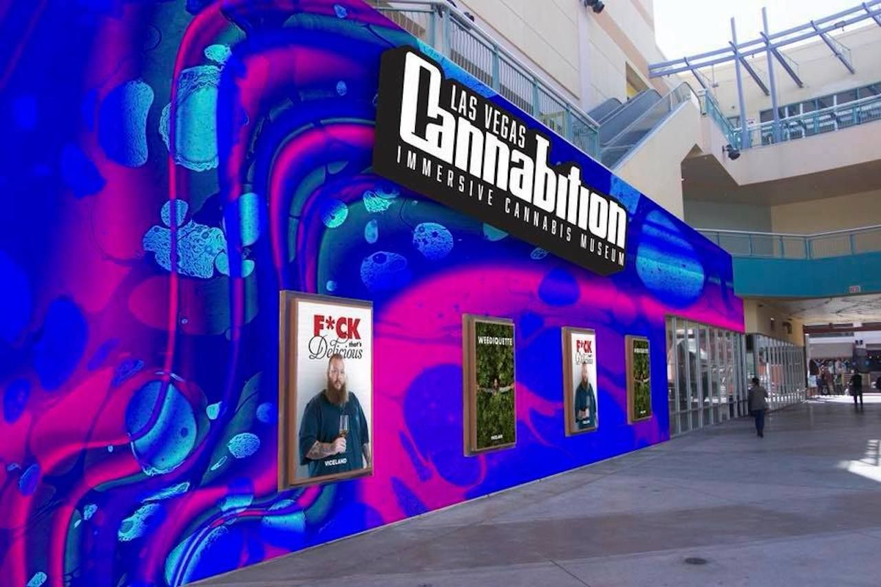Cannabition Cannabis Museum