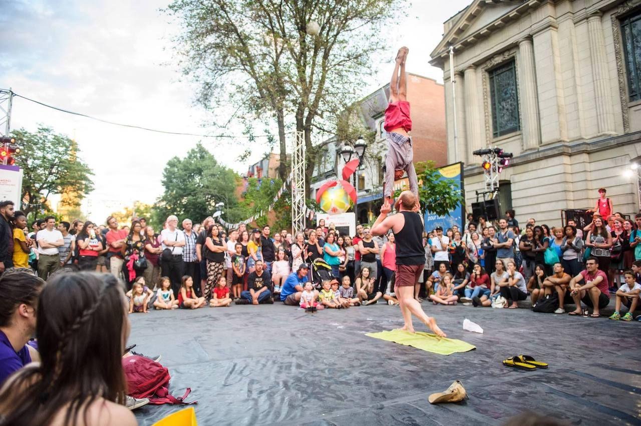 Cirque festival