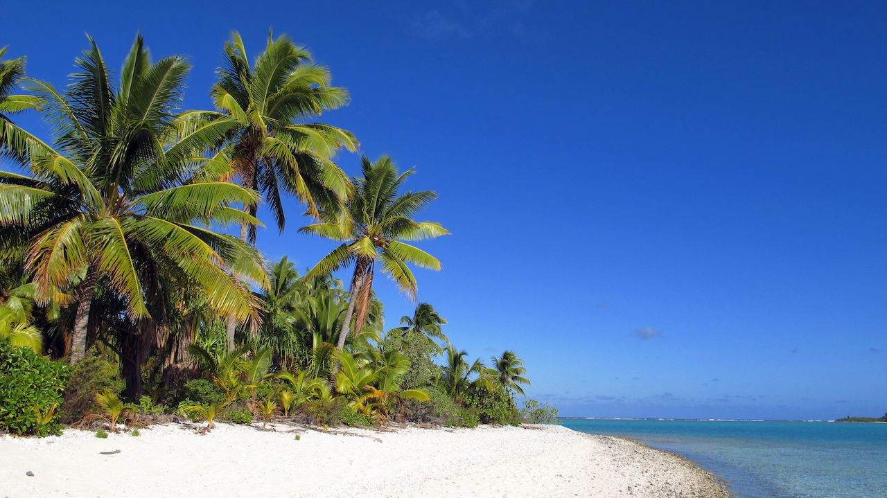 Cook Islands considering name change