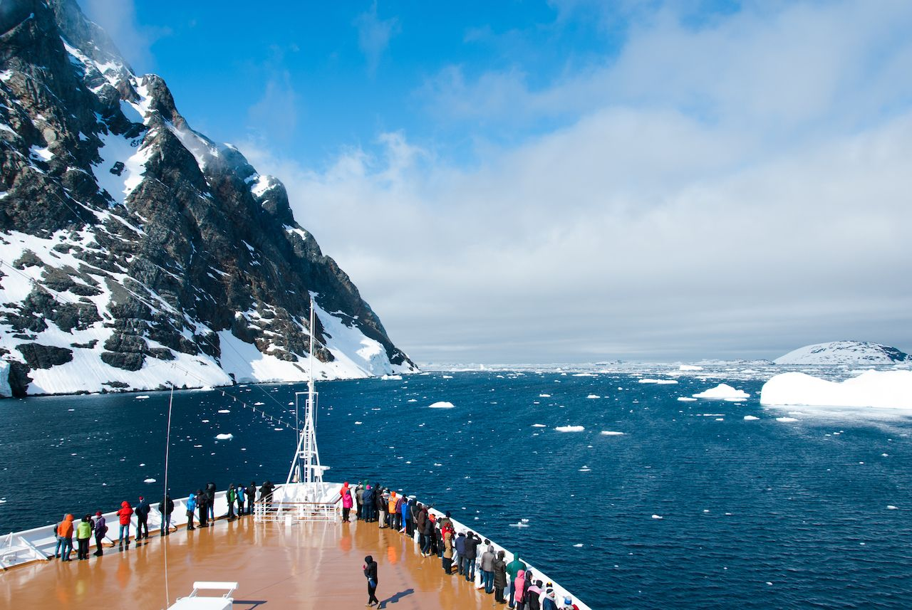 Flat Earth Cruise will sail