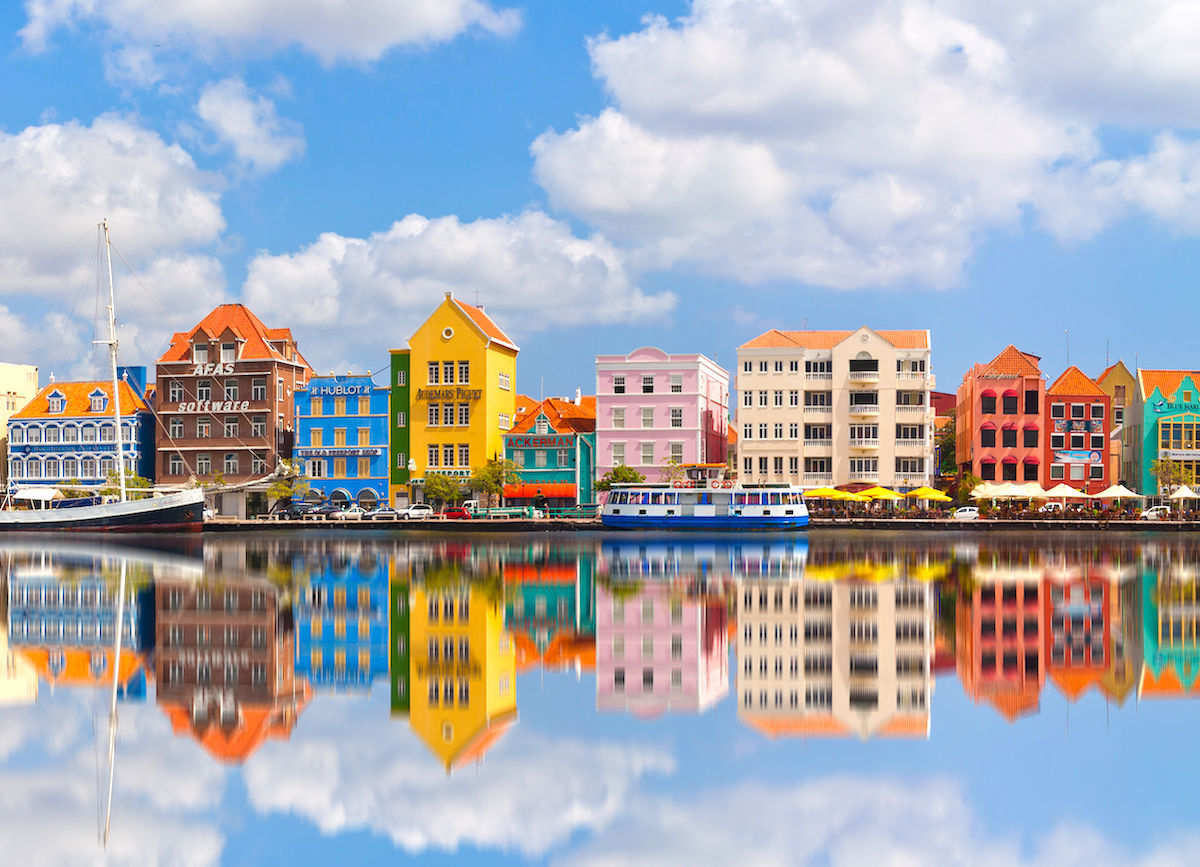 How Curacao's people fight to keep their island the most colorful island in the Caribbean