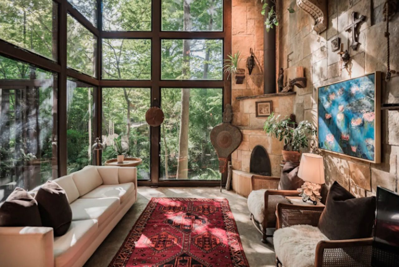 Dallas Lakewood Treehouse Home