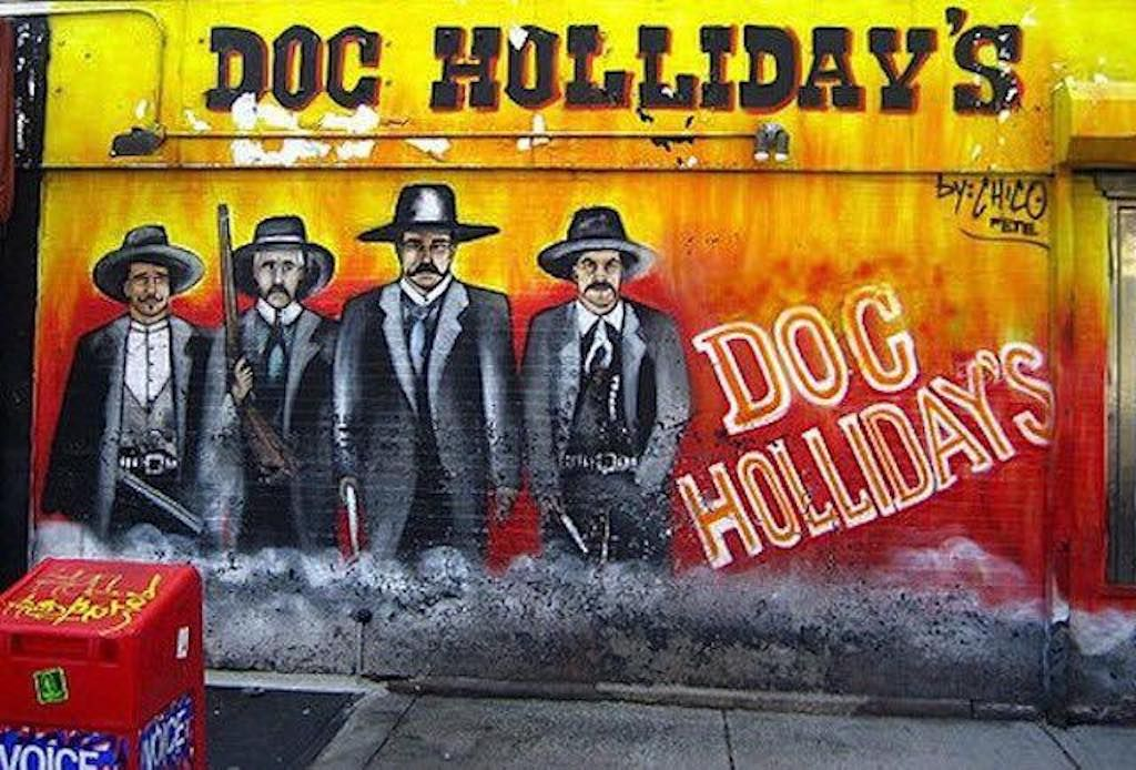 Doc Holliday's, New York