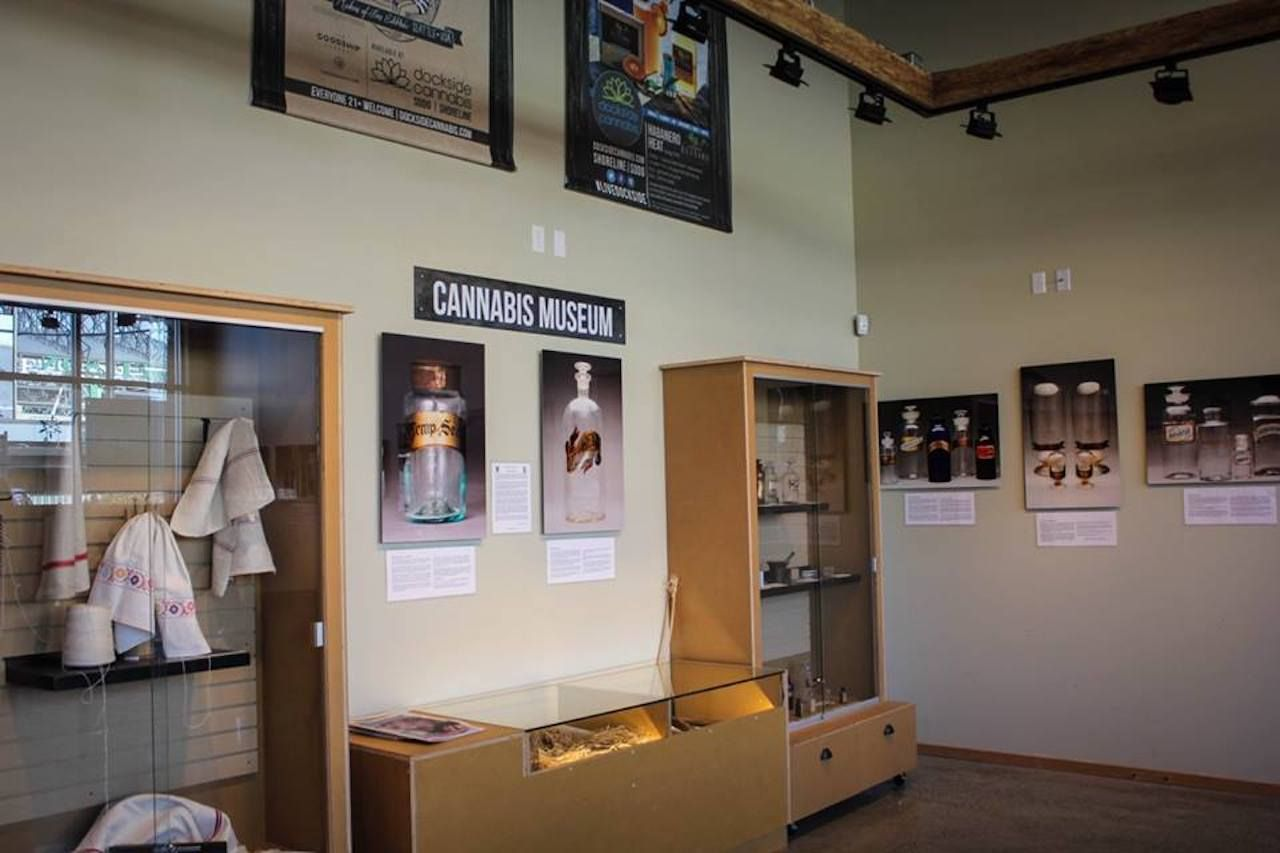 Dockside Cannabis Museum