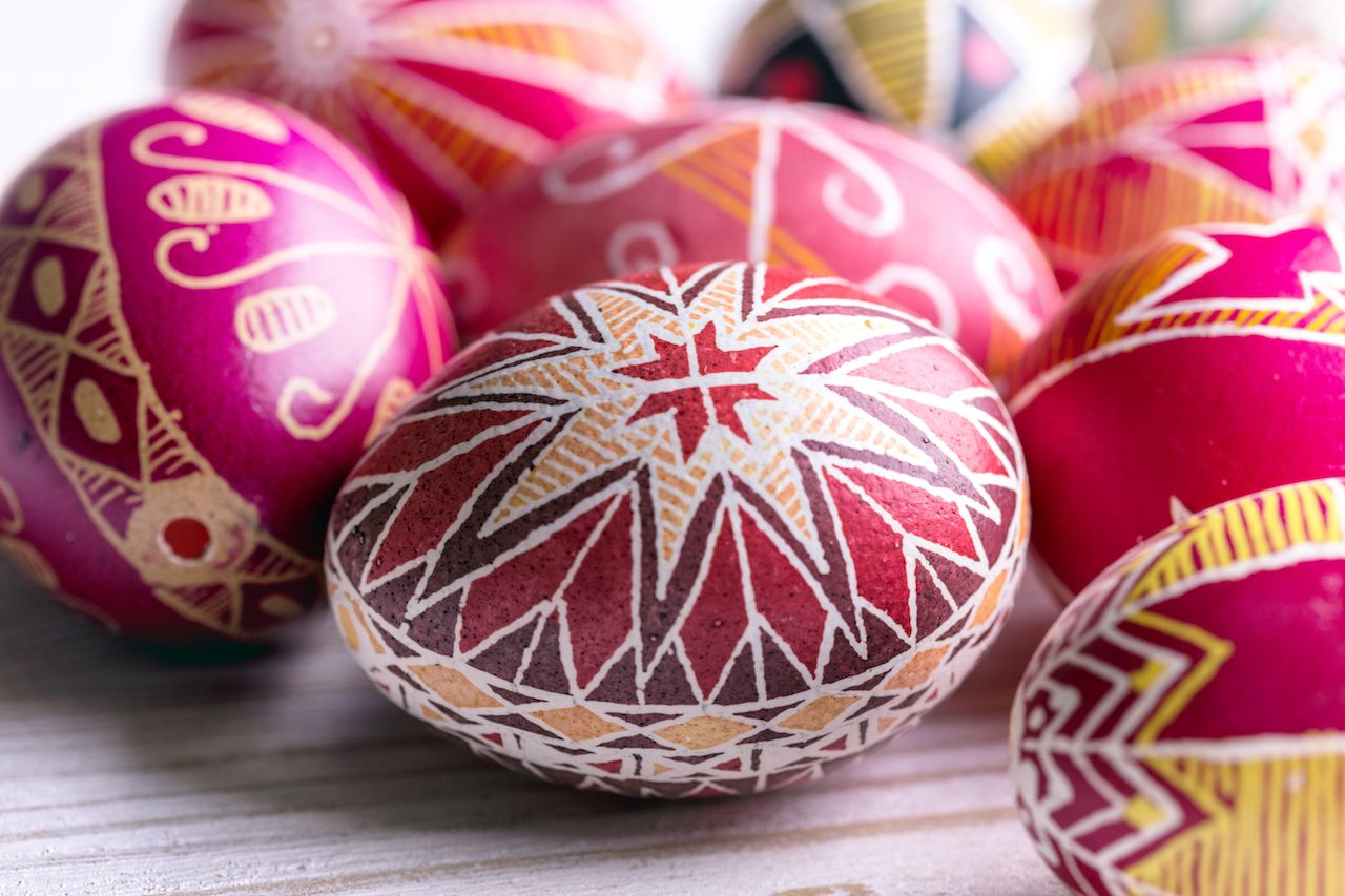 Best Easter Egg Designs Around The World