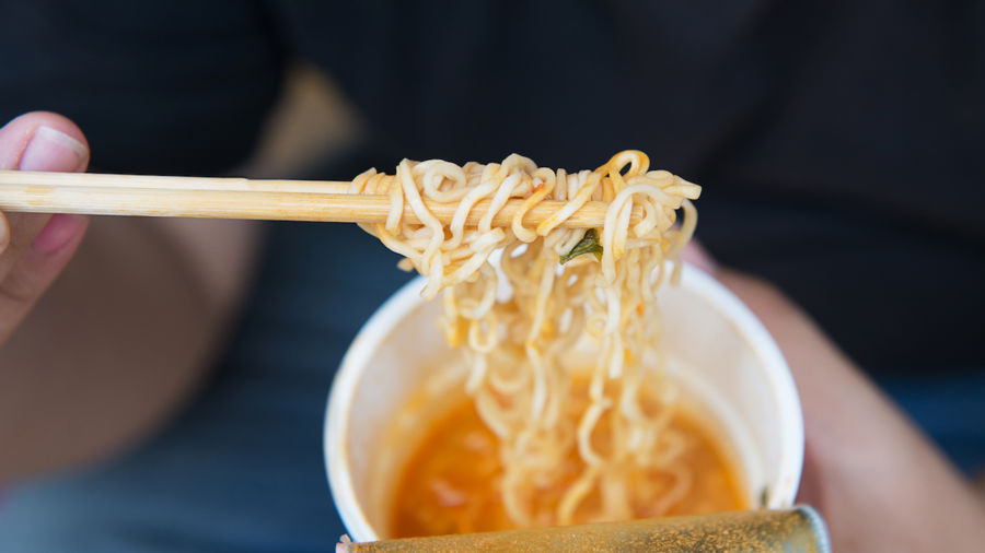 12 instant noodle flavors you can only get shipped from Asia, ranked