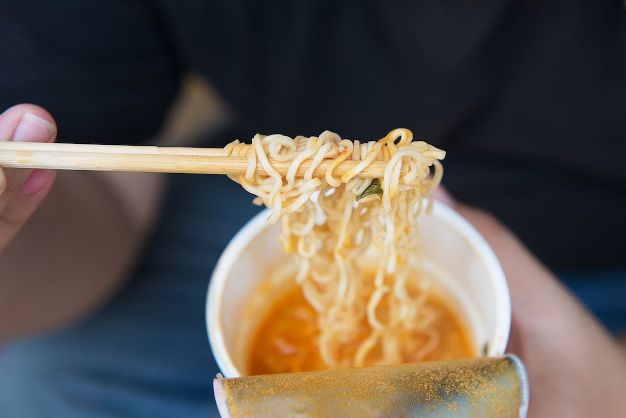 Best ramen instant noodle flavors