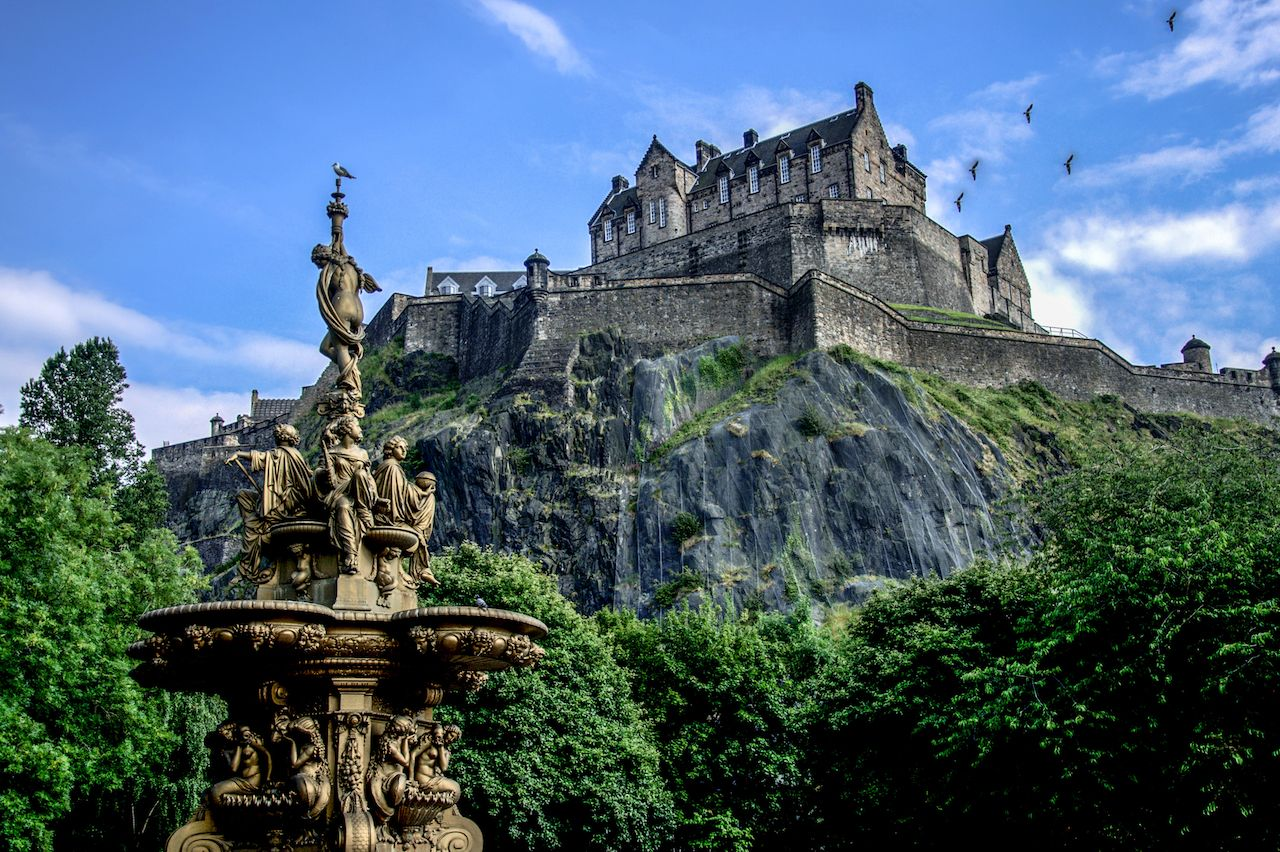 New $33 London-Edinburgh train