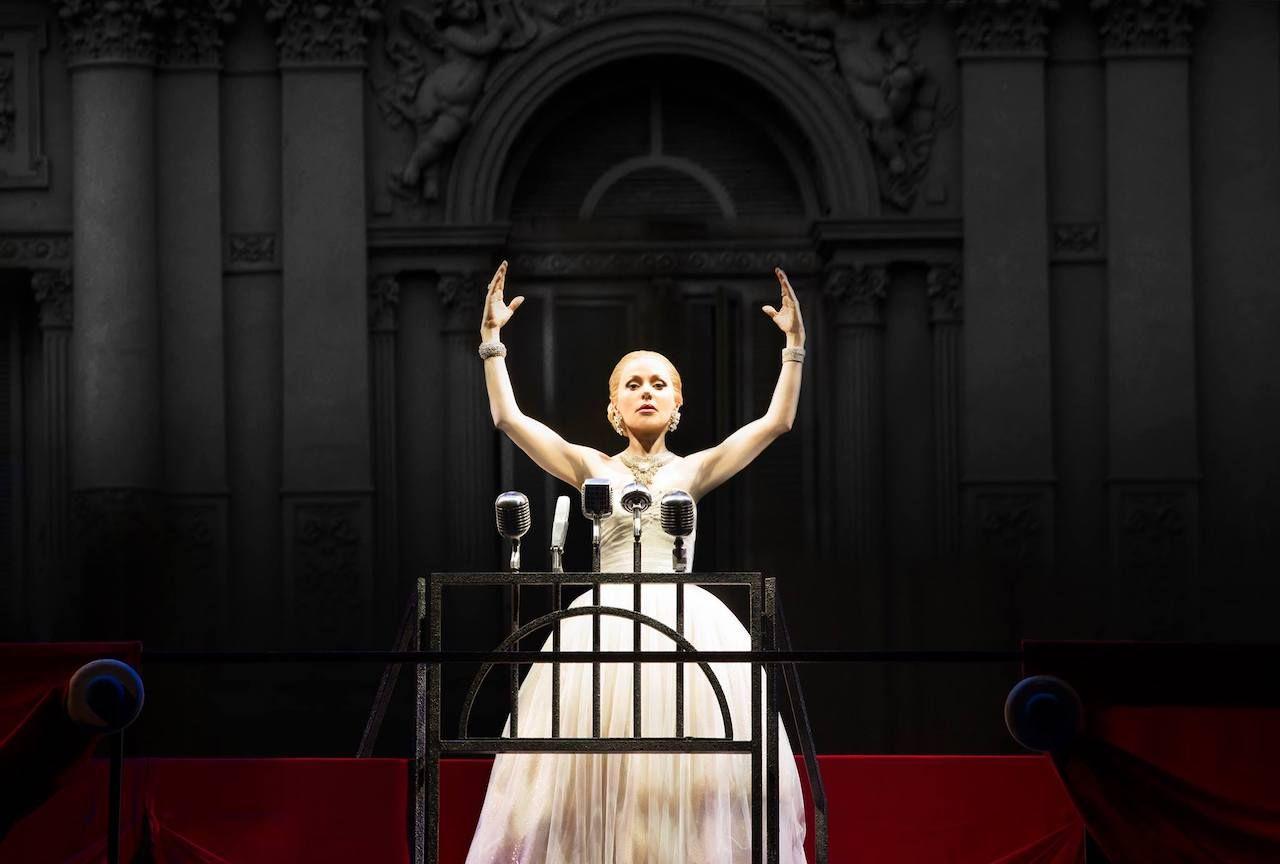 Evita the musical