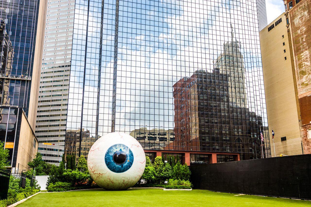 Eye on Dallas, Texas