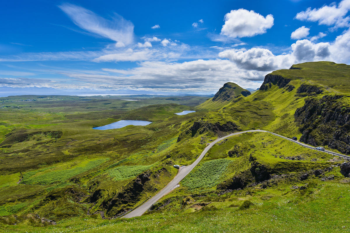 How to plan an epic road trip through the Scottish Highlands