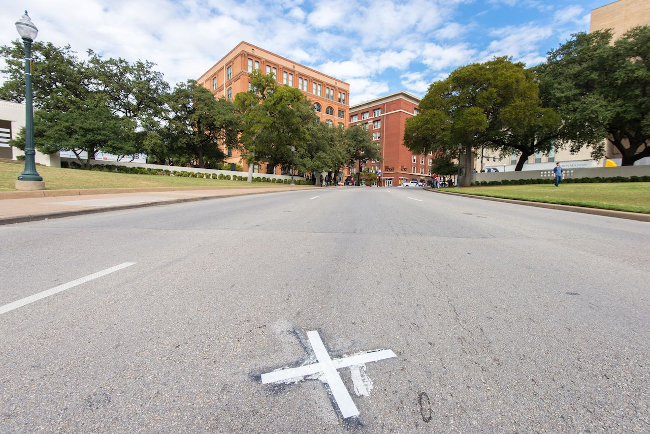 JFK assassination tour of Dallas
