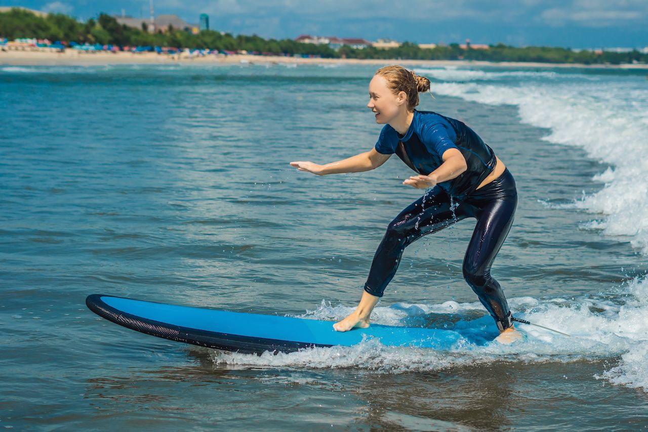 Best places to learn to surf in 2019