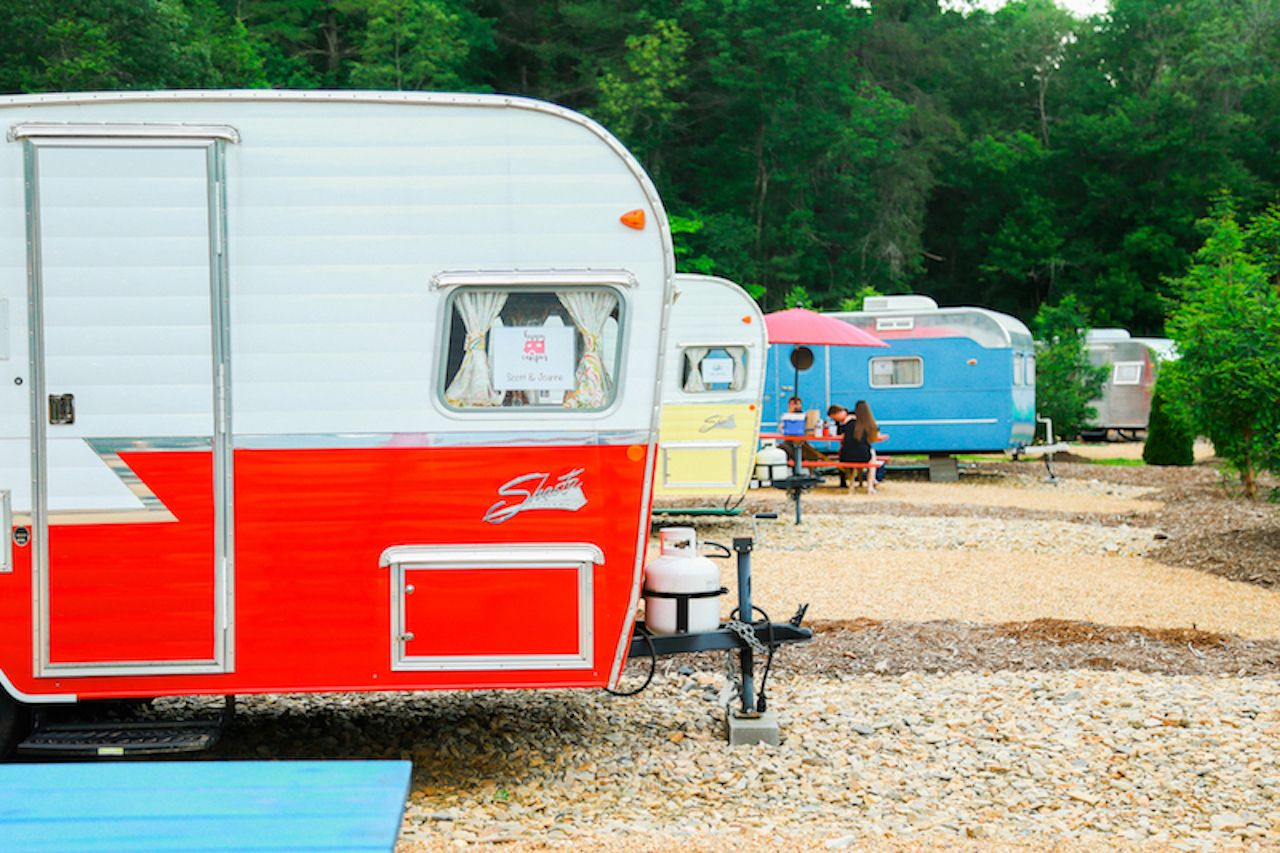 Best US vintage trailer rentals
