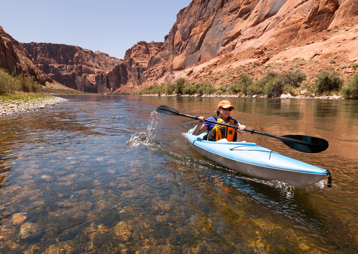 The 10 most unique places to go kayaking in the US