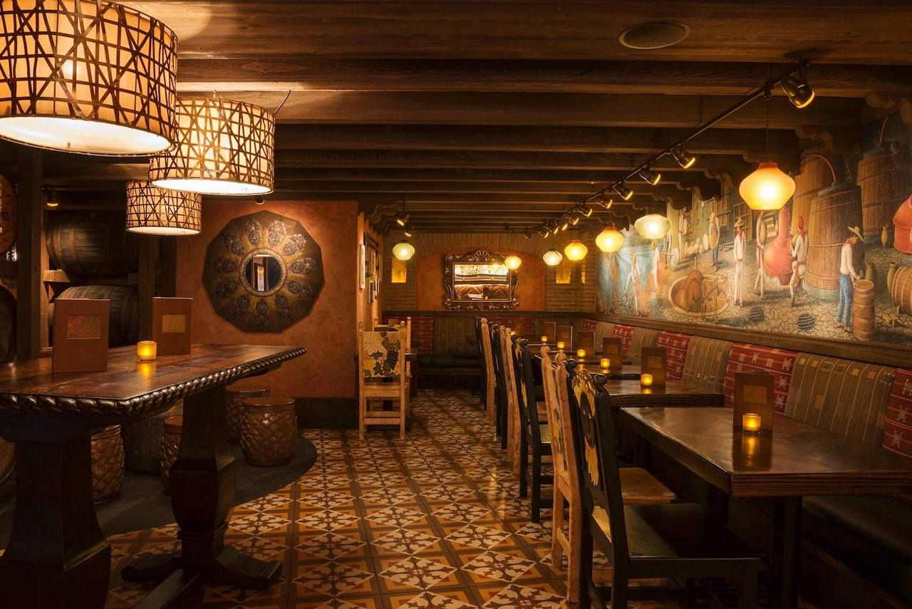 La Cava Del Tequila in Disney World, Florida