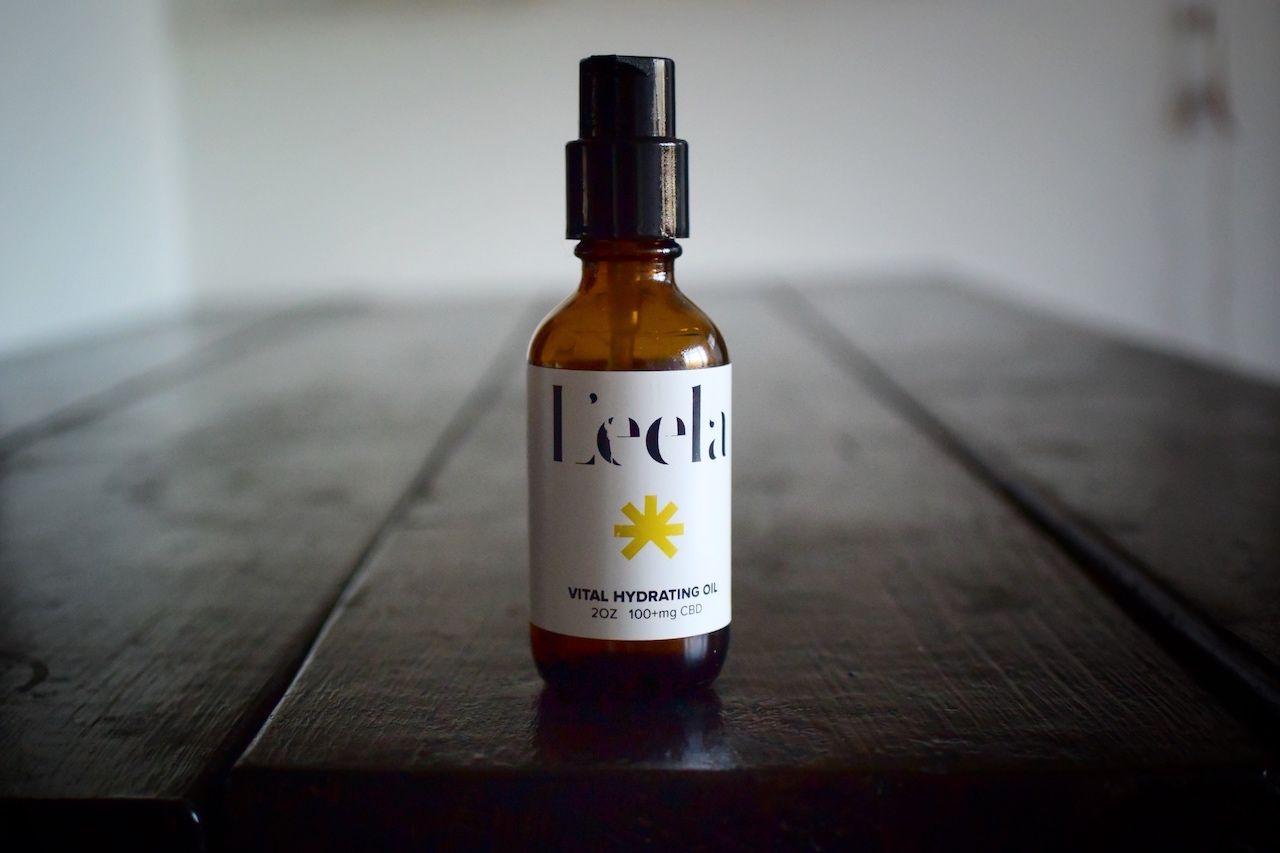 Leela CBD oil
