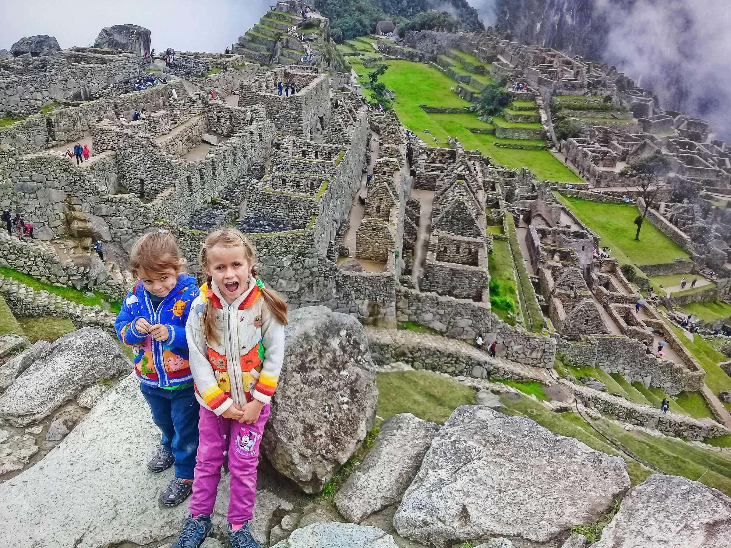 Best family trips in South America