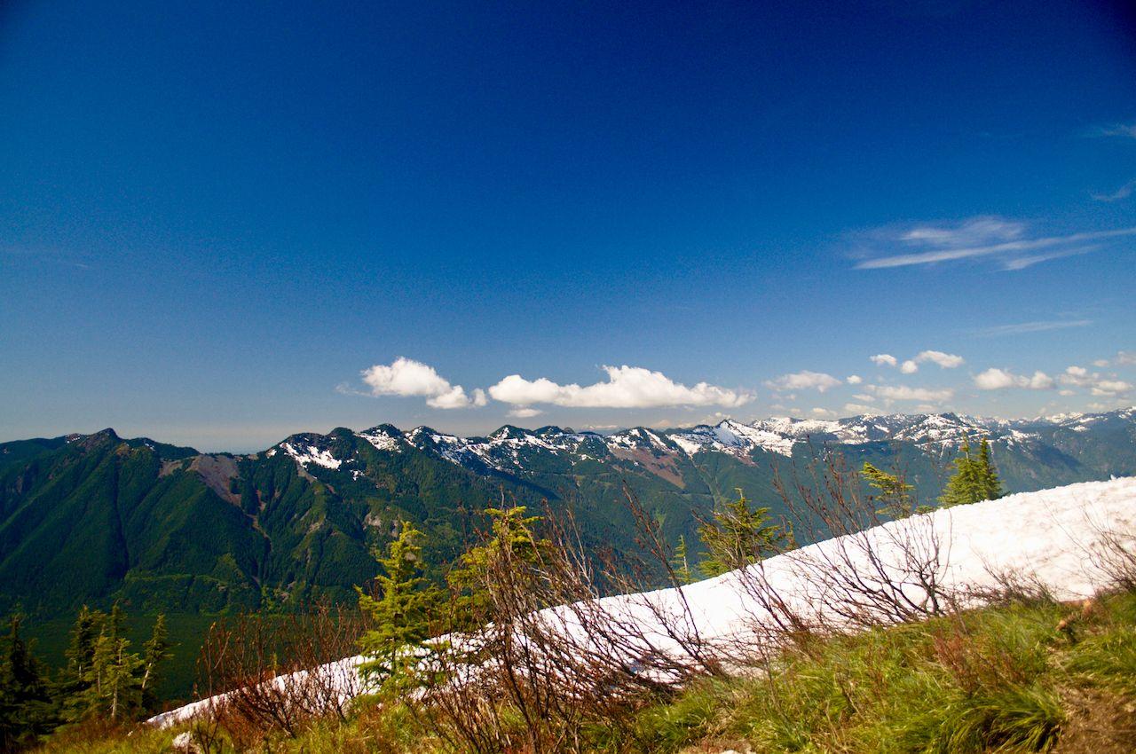 Mailbox Peak Hike WA