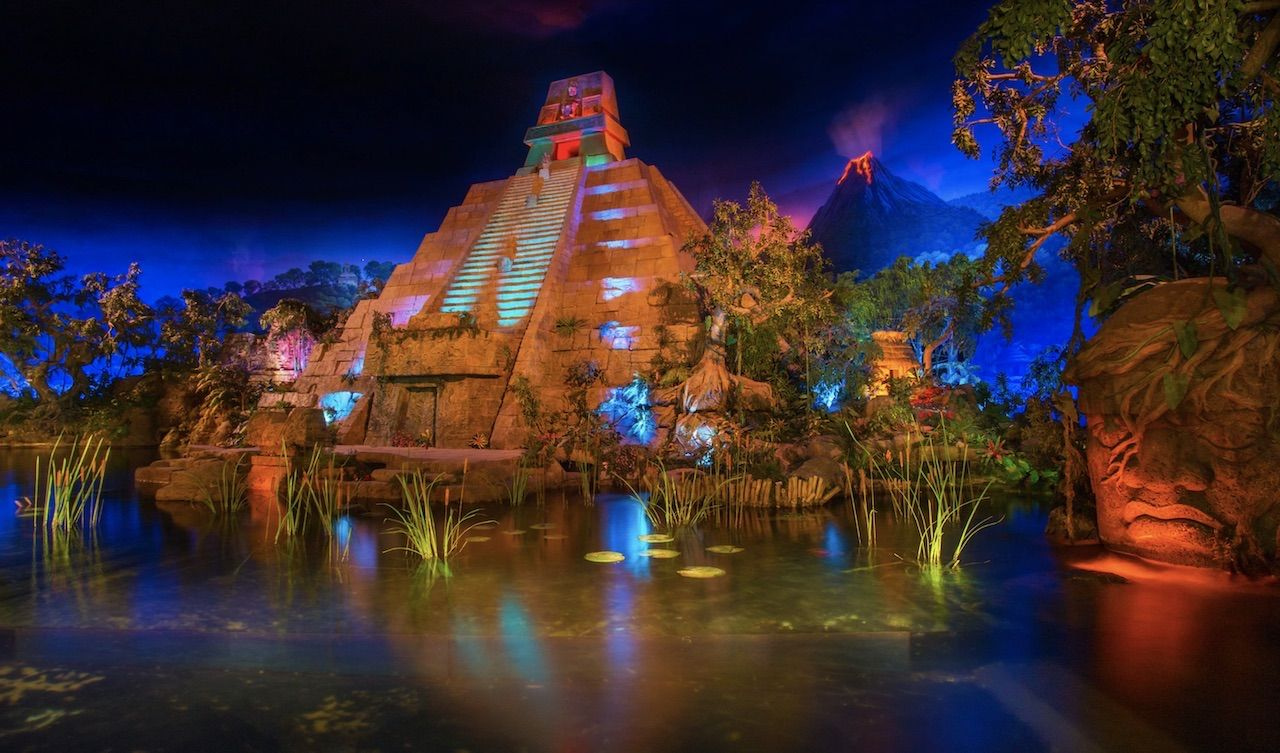 Mexico Pavilion at Disney Word