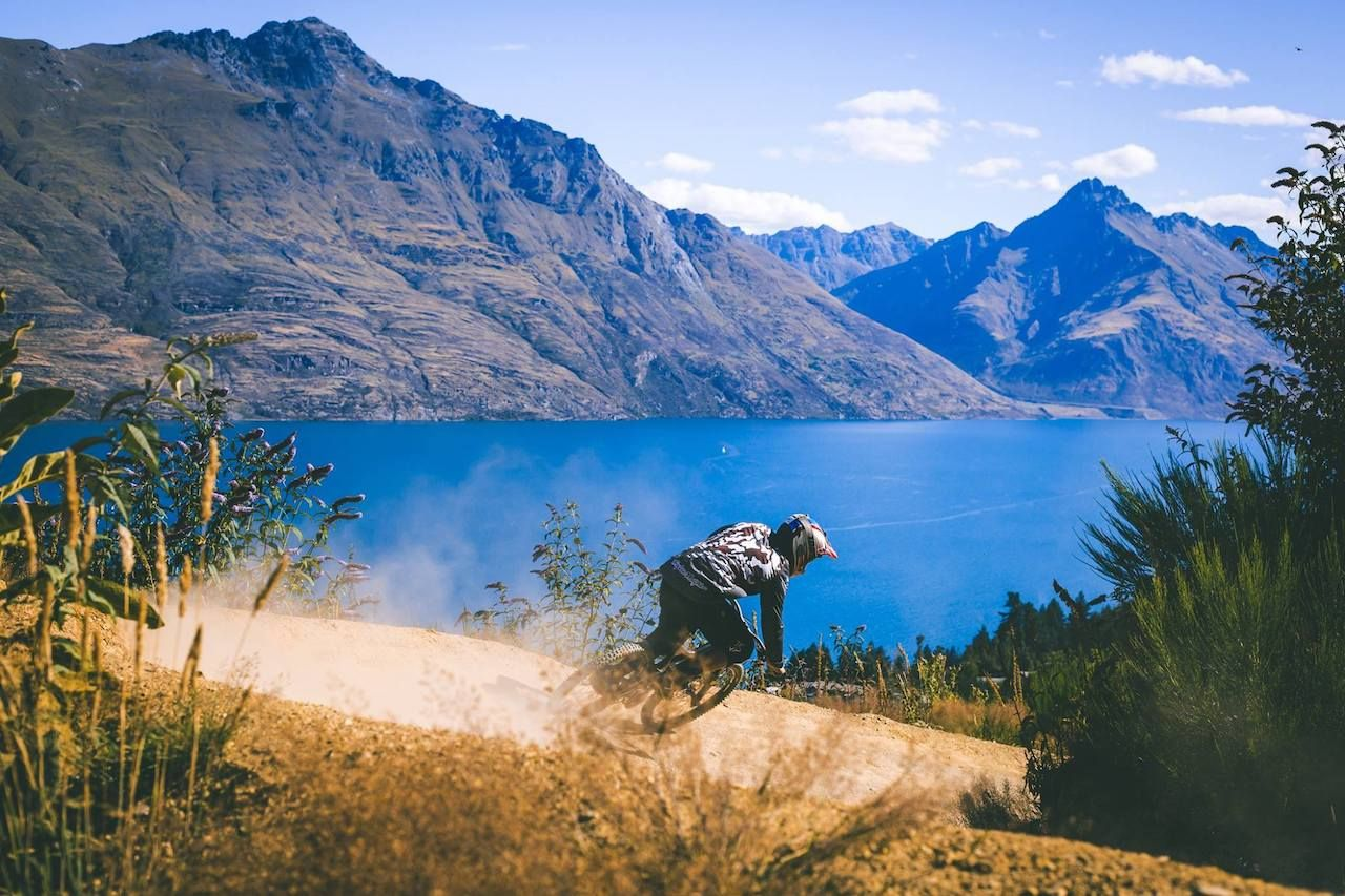 Best mountain biking in Queenstown