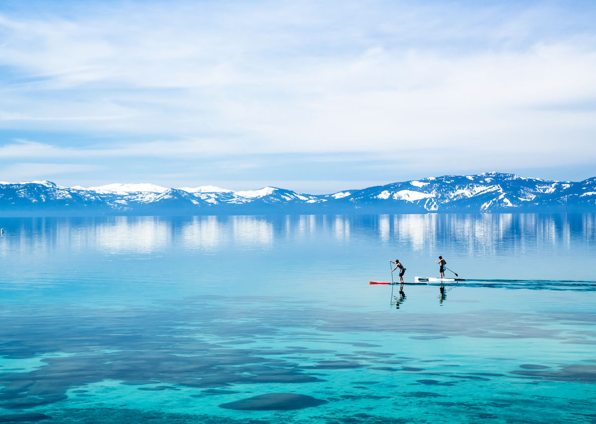 The most fascinating places in the world to go stand-up paddle boarding