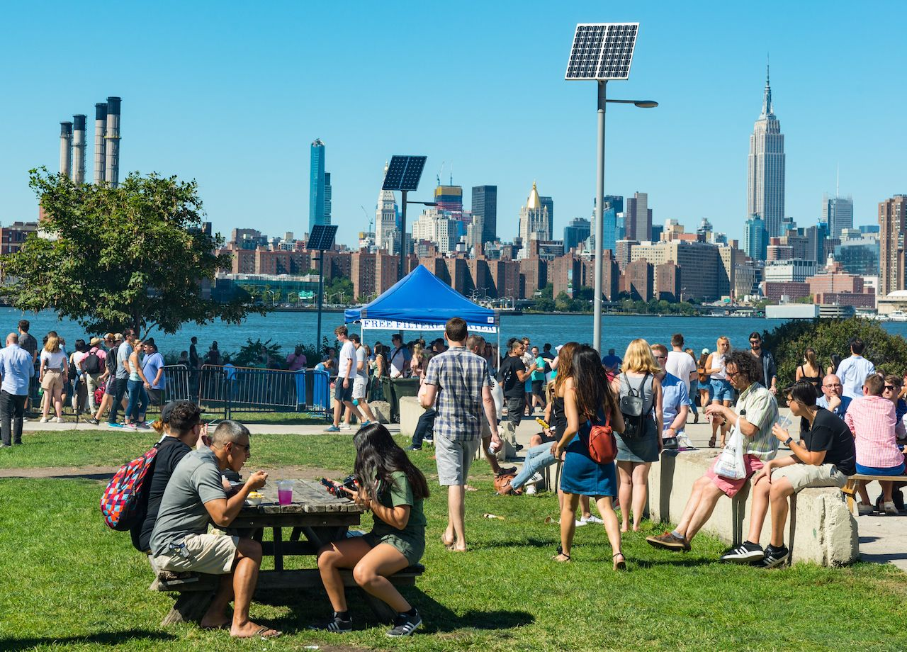 Best parks in New York City