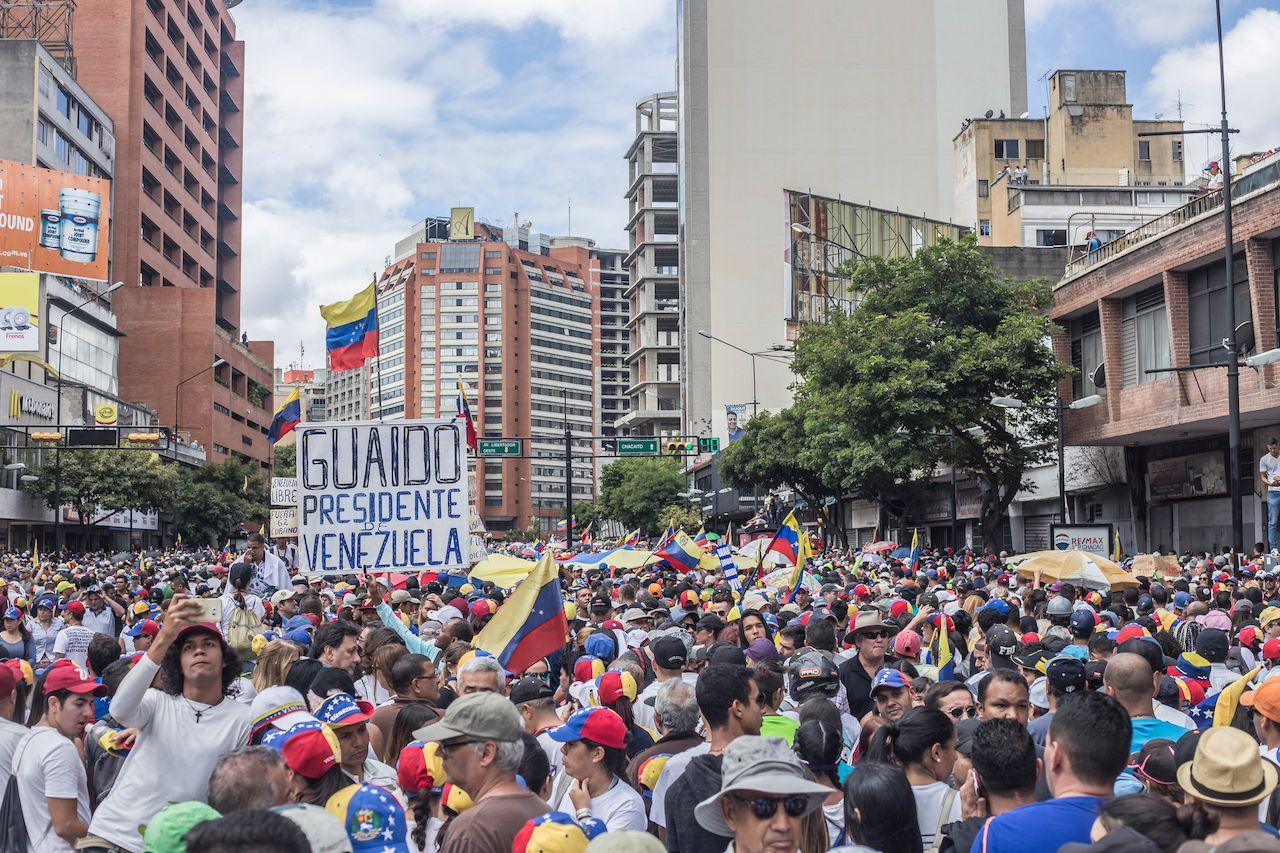 American stops flying to Venezuela