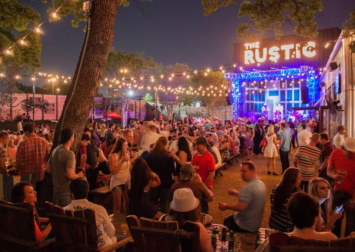 Best bars in Dallas-Fort Worth, Texas