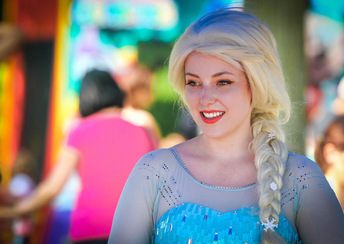 This British family is offering $53,000 for a nanny to dress as a Disney princess