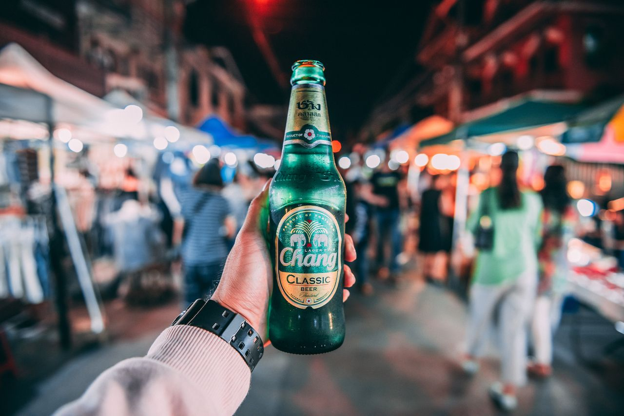 Thailand alcohol ban during election