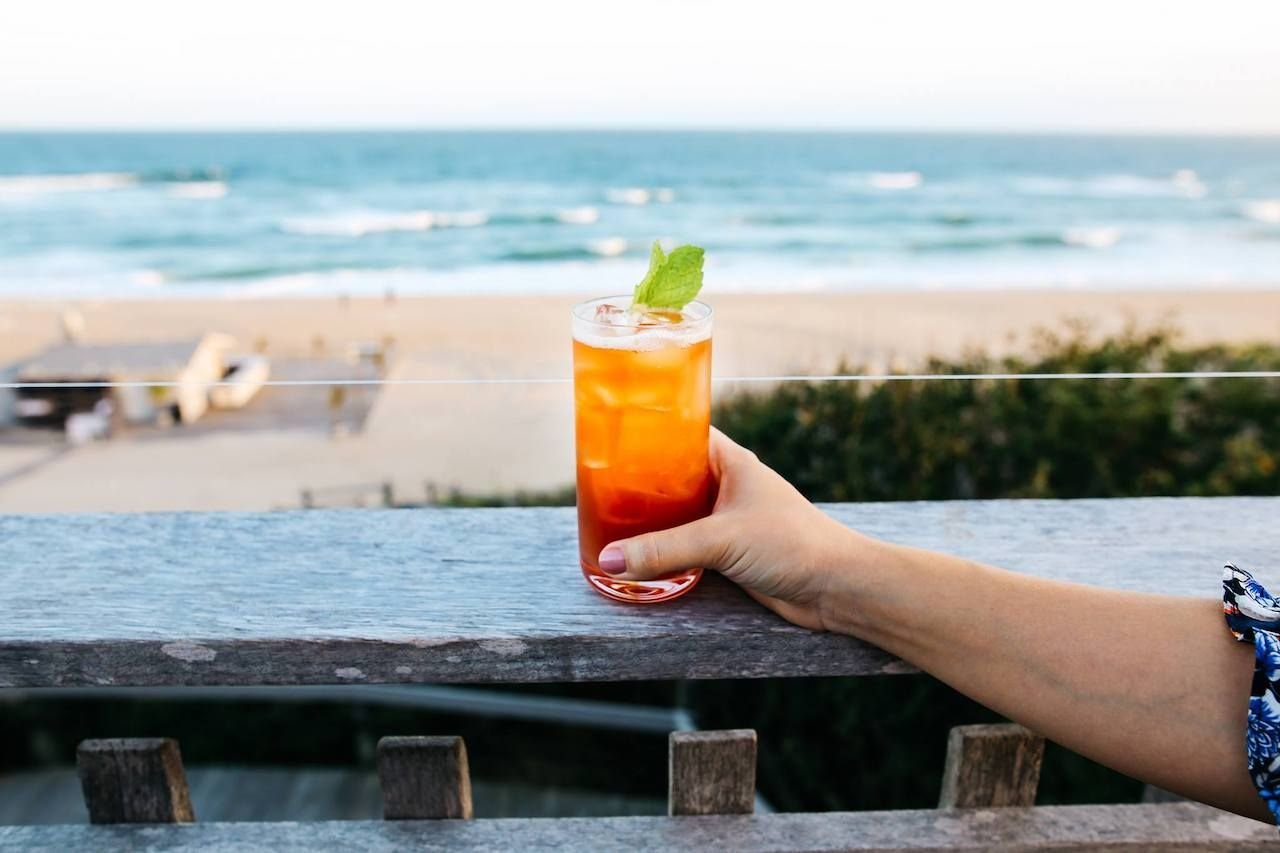 Best waterfront bars in the world