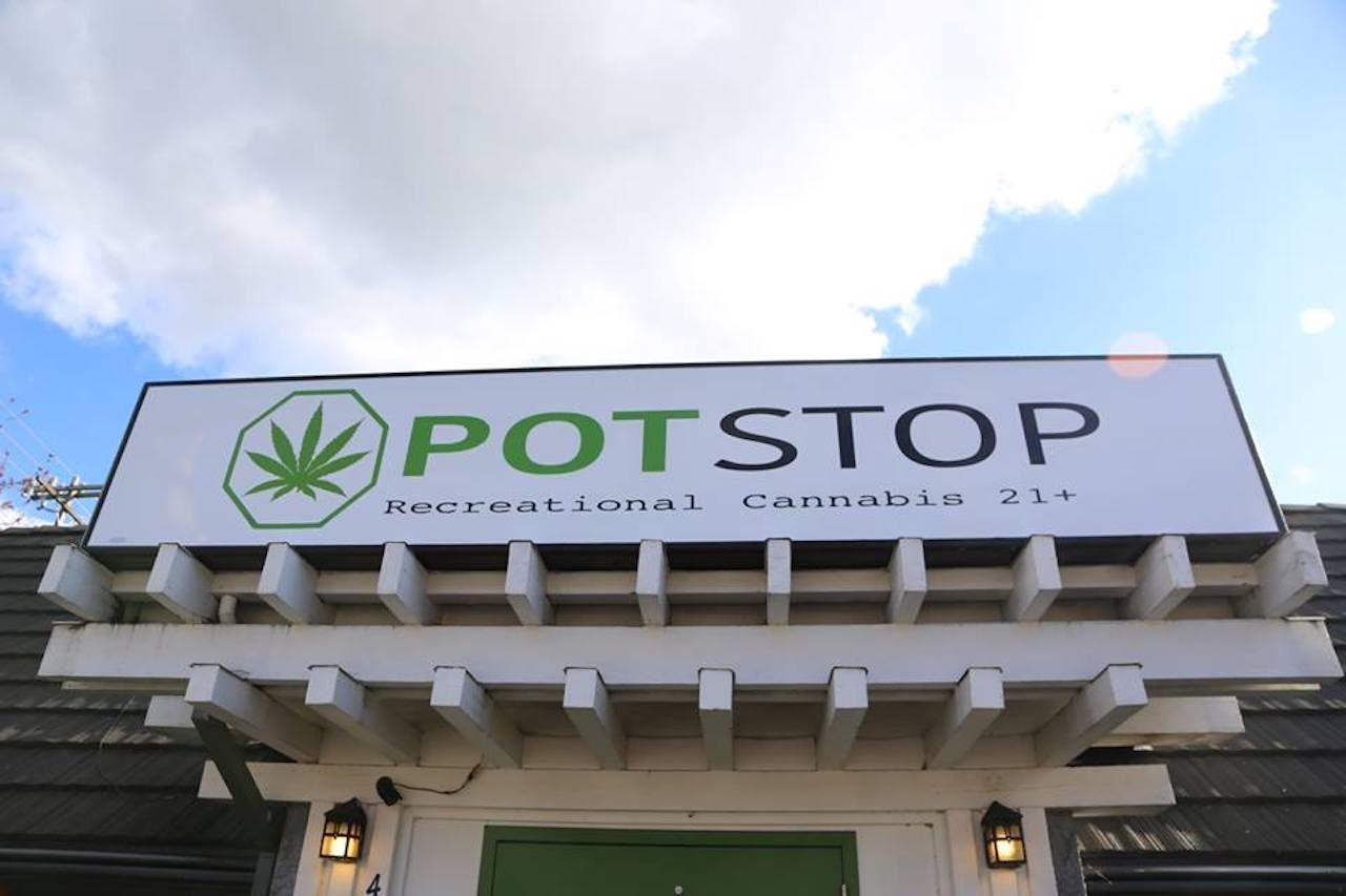 Pot Stop exterior